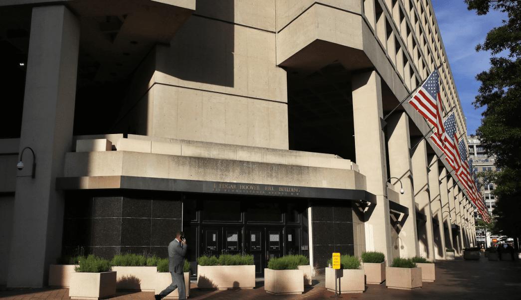 Oficinas del FBI en Washington, D.C. (AP, archivo)