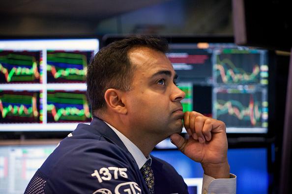 Wall Street, Piso de operaciones, Bolsa de Nueva York