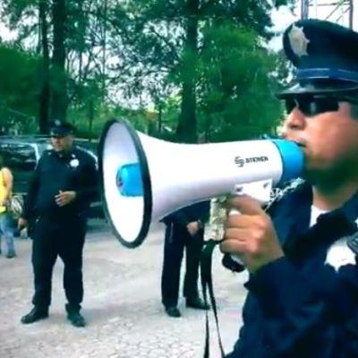 Más de 2 mil policías resguardarán la seguridad del partido de futbol en Monterrey