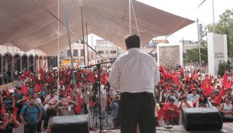 Óscar González propone eliminar el impuesto a la nómina