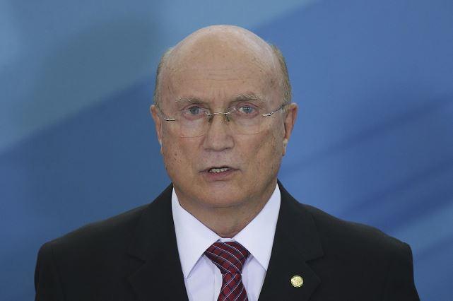 Ex ministro de Justicia de Brasil, Osmar Serraglio, Brasilia, Brasil