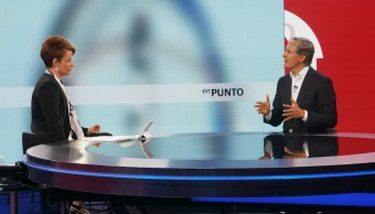 Alfredo del Mazo, Denise Maerker, En Punto, Entrevista, política, elecciones