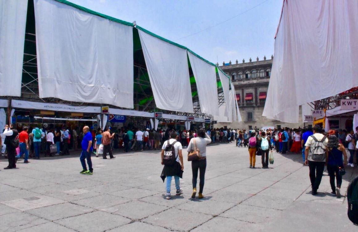 Ecuador asiste a feria de culturas amigas en México