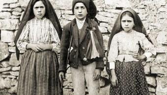 Lucia, Francisco Y Jacinta, Los Tres Pastorcitos Videntes De Fátima. (es.zenit.org)