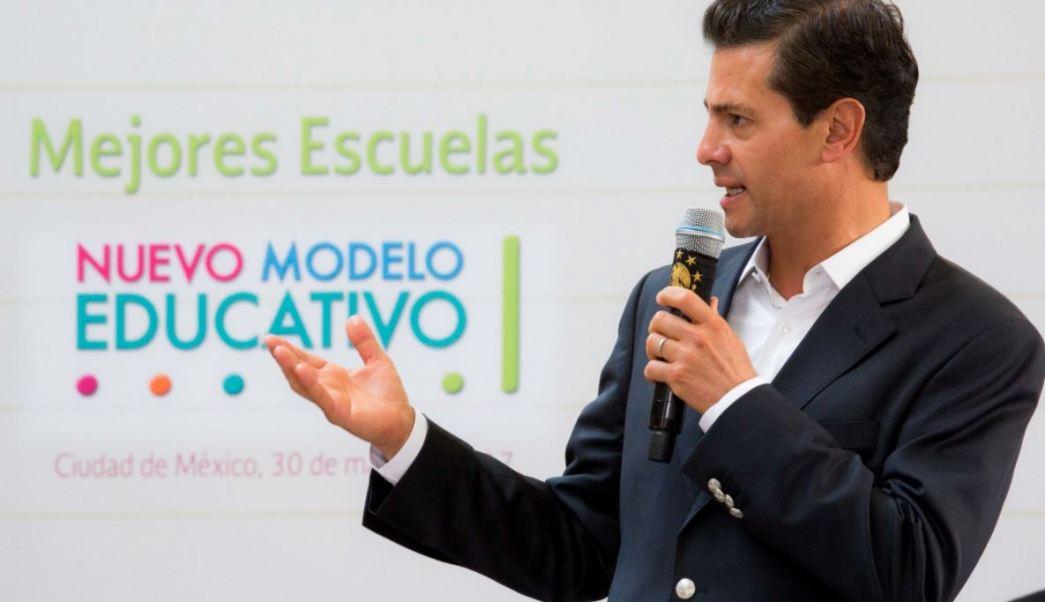 Reforma Educativa En Mexico, Educacion En Mexico, Presidente De Mexico, Enrique Peña Nieto, Televisa News, Noticias
