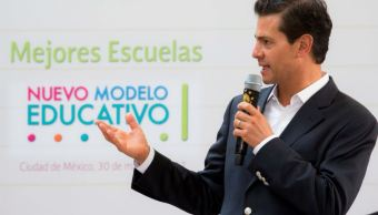 Reforma Educativa En Mexico, Educacion En Mexico, Presidente De Mexico, Enrique Peña Nieto, Televisa News, Noticias