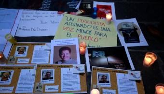 Periodistas asesinados, violencia, libertad de expresión, medios de comunicación, seguridad, asesinatos