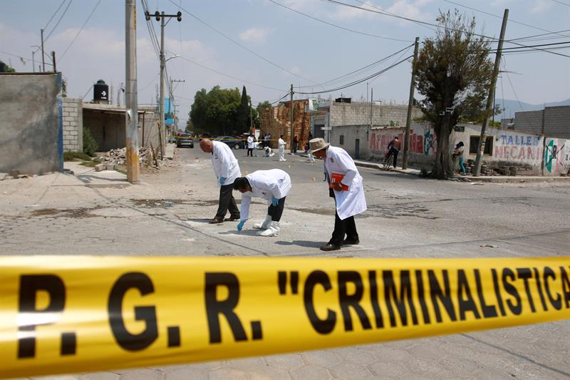 Palmarito, Puebla, PGR, Fiscalía de Puebla, enfrentamiento, ejército