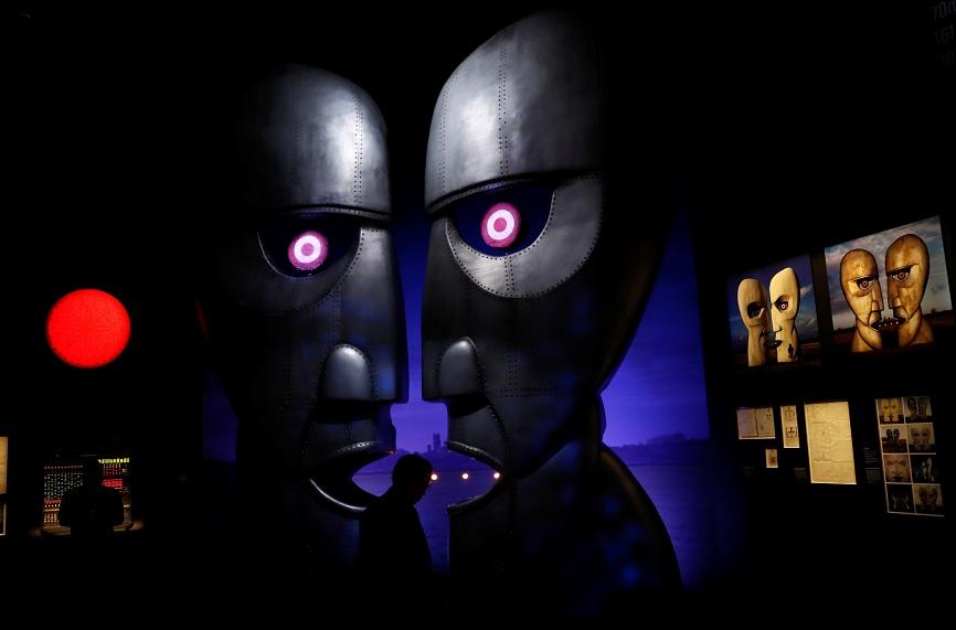 Exposición de Pink Floyd en Londres, Gran Bretaña (Reuters)