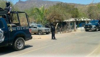 Investigan la irrupción de un comando armado a un hospital comunitario en Guerrero. (Twitter: @SSPGro/Archivo)