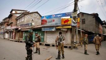 Cachemira se encuentra en una crisis social (AP/archivo)
