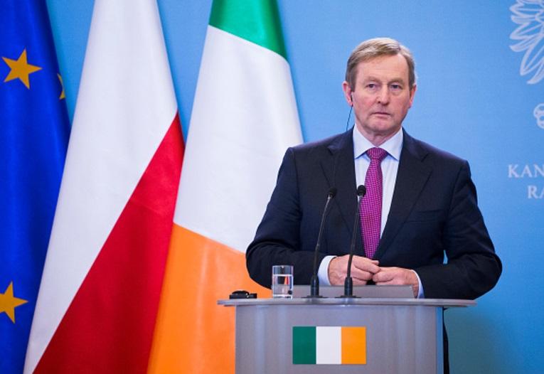 El primer ministro irlandés Enda Kenny (Getty Images)