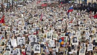 Putin Día de la Victoria Rusia 6
