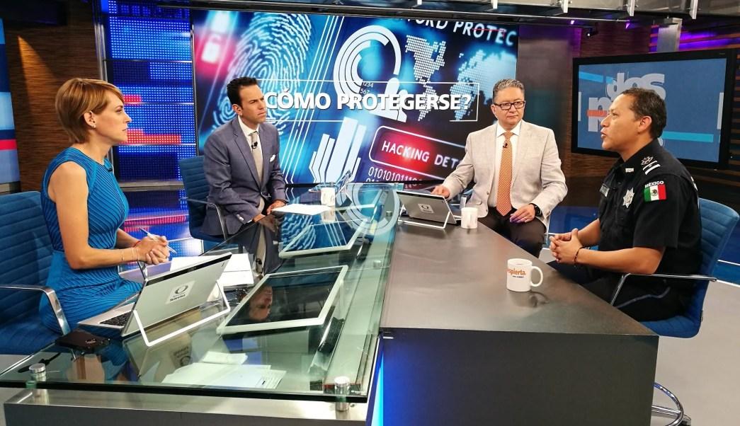 Radamés Hernández habla del cibertaque con ransomware, en Despierta con Loret