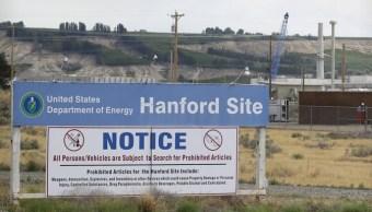 La planta nuclear de Hanford, en Washington, EU (AP)