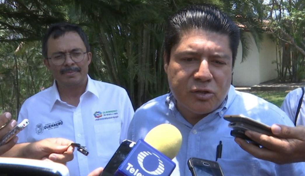 El pasado 26 de abril, el alcalde de Teloloapan, Robell Urióstegui, tuvo que abandonar el municipio tras recibir amenazas. (Twiter: @pueblo_guerrero/Archivo)