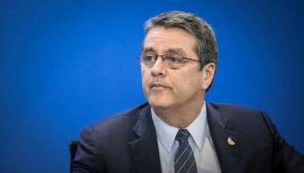 Roberto Azevedo. director general de la OMC
