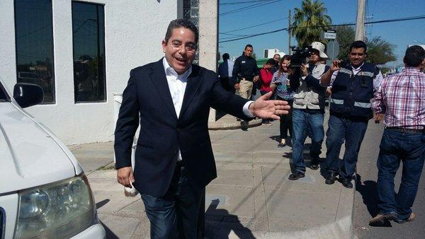 Roberto Romero López, secretario de Gobierno, Guillermo Padrés, Sonora, corrupción, seguridad