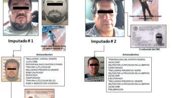 Policía de Investigación, Asaltantes, banda, robo a negocio, robo, PGJ-CDMX