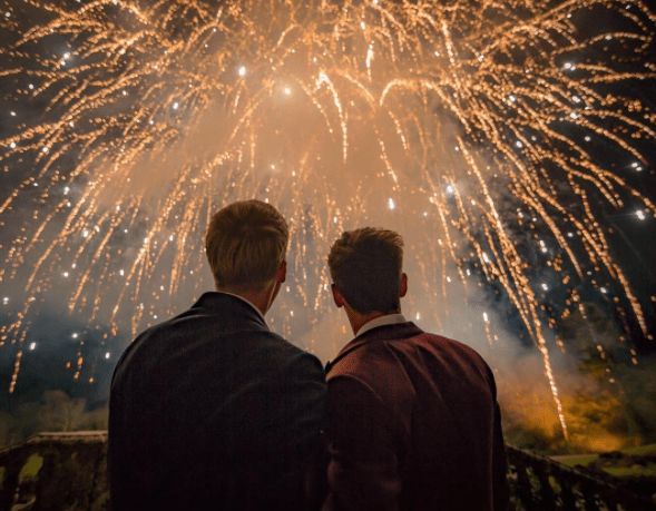 Se casan Tom Daley y Dustin Lance Black