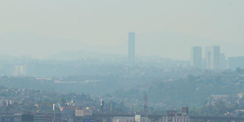 Mala calidad del aire dispara Fase 1 de Contingencia Ambiental