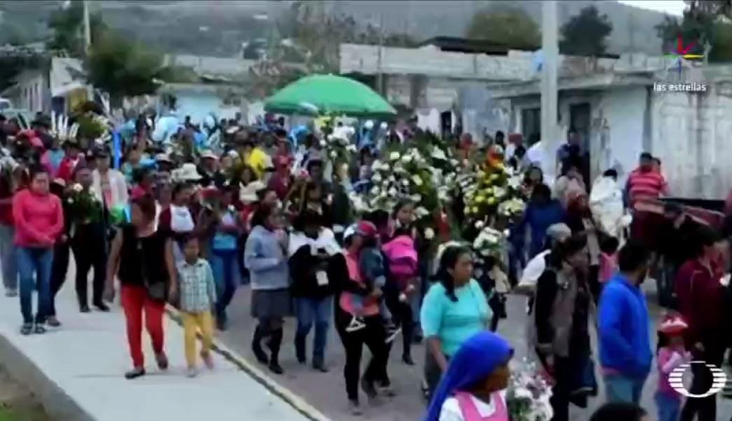 México, puebla, menor asesinado, familia, asalto,