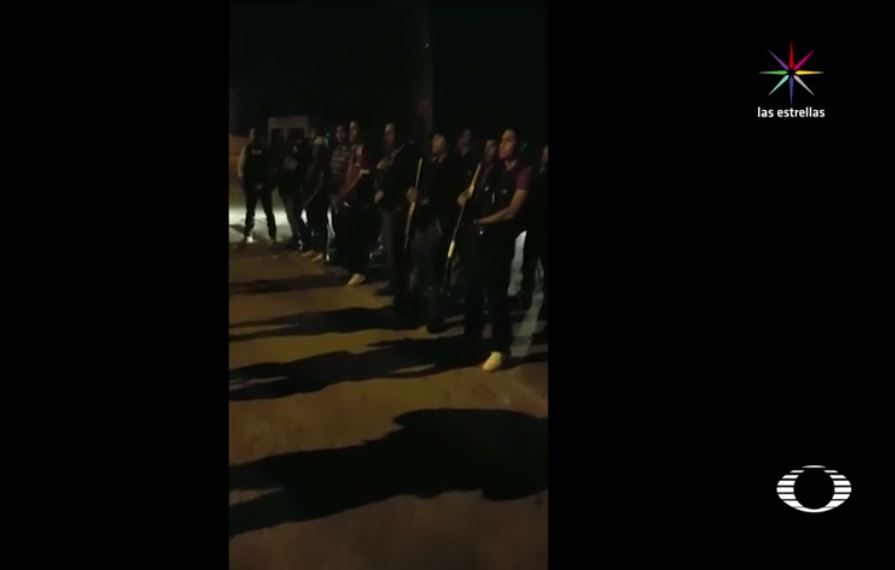 Video, sicarios, rezos, enfrentamientos, reynosa, tamaulipas