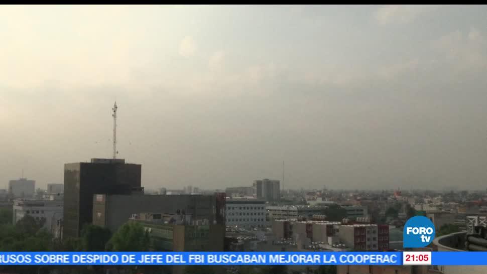 Suspenden, Contingencia Ambiental, Valle de México, Ciudad de México, Hory no circula, Lunes