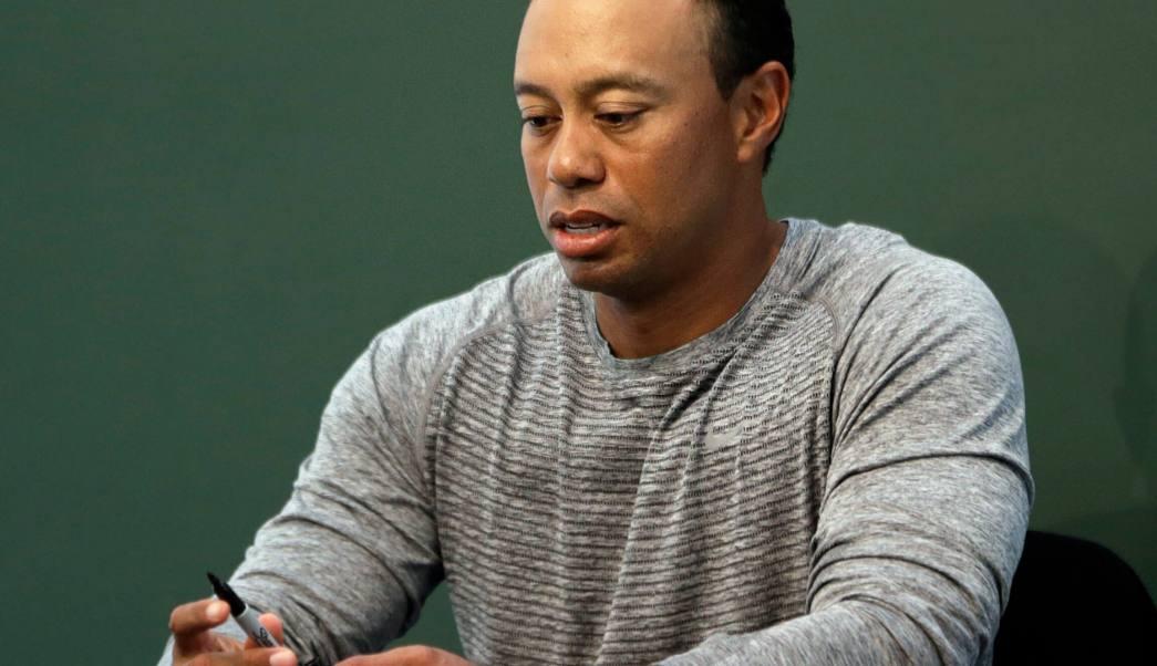 Tiger Woods, arrestan, medicamentos, Miami, ebrio, deportes,