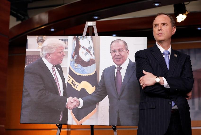 Demócratas hablan sobre la participación de Trump con Rusia (Reuters)