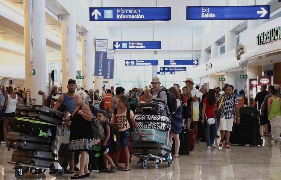 Más de nueve millones de extranjeros visitaron México durante el primer trimestre del 2017. (Notimex/Archivo)
