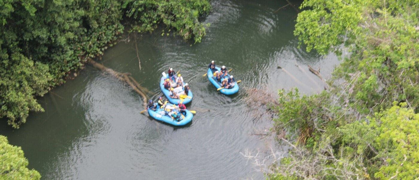 Localizan a 14 extranjeros extraviados en la Selva Lacandona de Chiapas