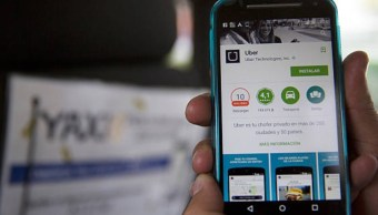 Validan que estados impongan requisitos a prestadores de servicios de transporte como Uber. (Getty Images/Archivo)