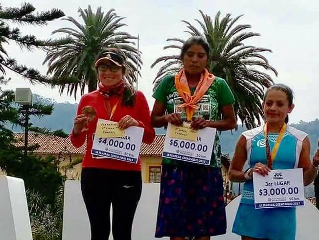 ultra trail, raramuri, tarahumara, ultramaratón, lorena ramirez