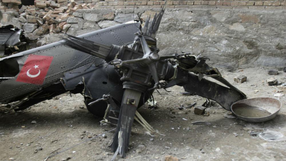 Soldados, helicóptero, choque, muertos, turcos, Irak,