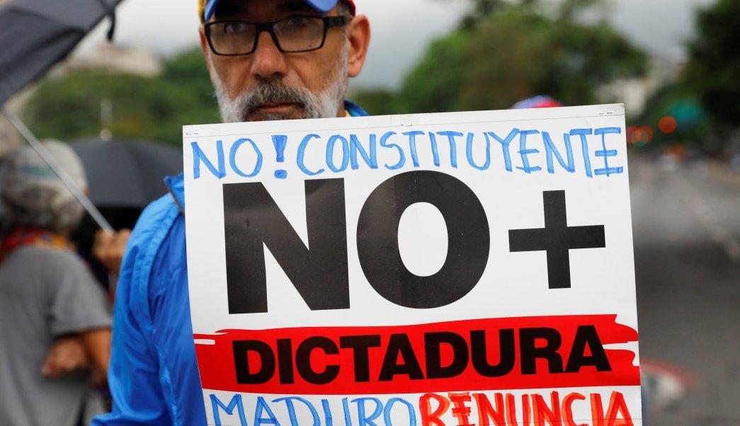 Venezuela, Constituyente, Nicolás Maduro, Parlamento, opositores, protestas