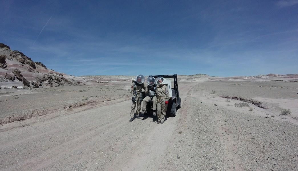 UNAM analizará muestras recolectadas en misión análoga a Marte