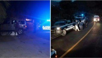 Autoridades, retiran bloqueos carreteros, delincuentes, realizaron, Michoacán