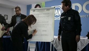Josefina vázquez mota, pan, elecciones, estado de México, política, transporte