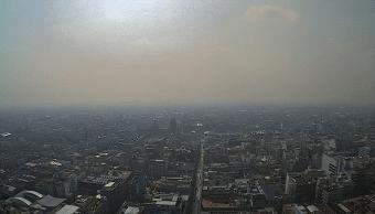 Vista panorámica de la CDMX desde la Torre Latinoamericana