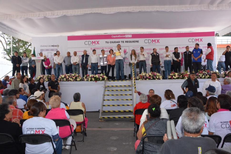 CDMX realizará operativo por elecciones en zonas colindantes con el Estado de México