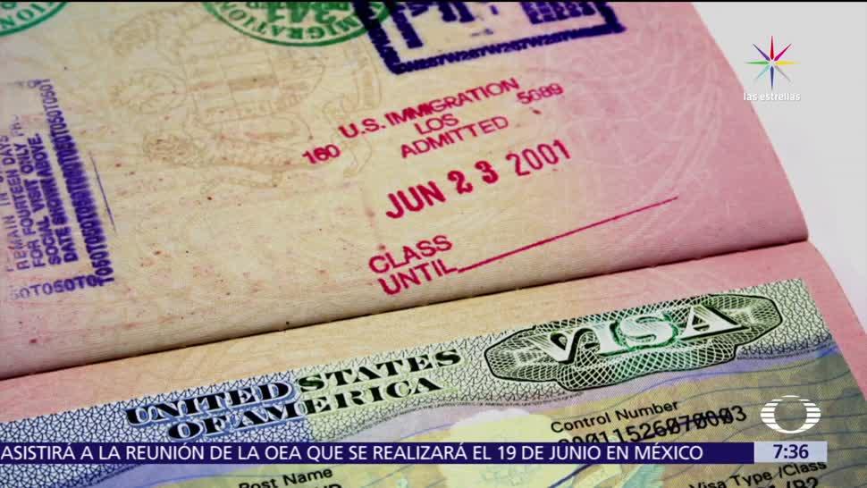 gobierno de Donald Trump, normas, estrictas, expedir visas, redes sociales
