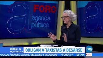 Marta Lamas, investigadora, UNAM, caso de taxistas, Oaxaca