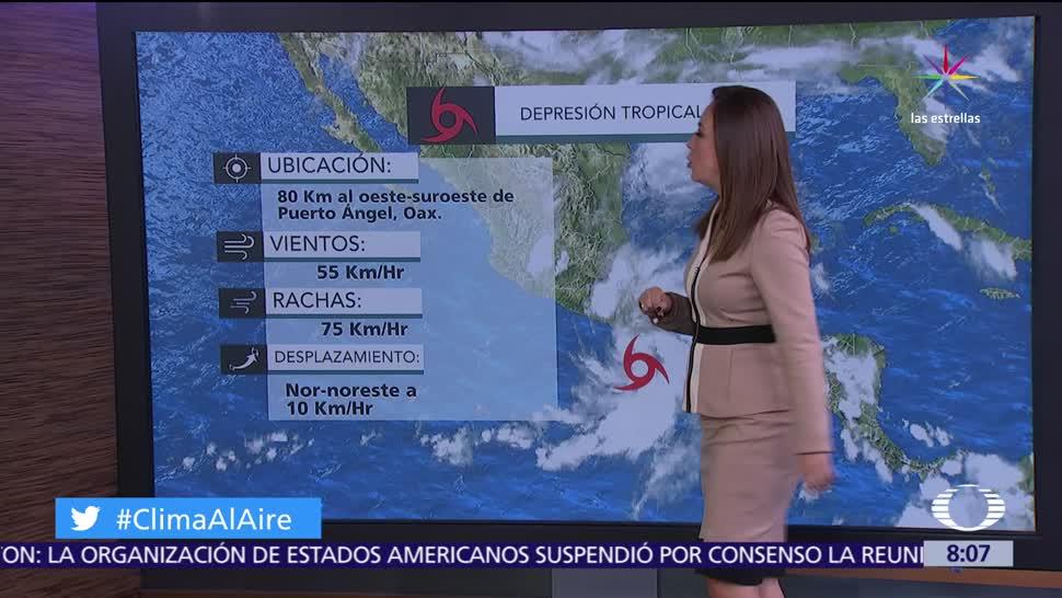 depresión tropical 2-E, tormenta tropical, tormentas fuertes, entidades