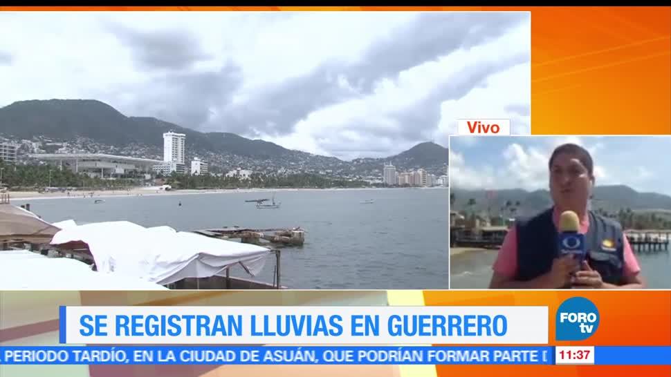 noticias, forotv, Guerrero, 19 viviendas, afectadas, lluvias