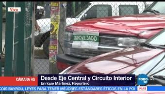noticias, forotv, Profeco, revisa, comercios de compraventa de autos, en la CDMX