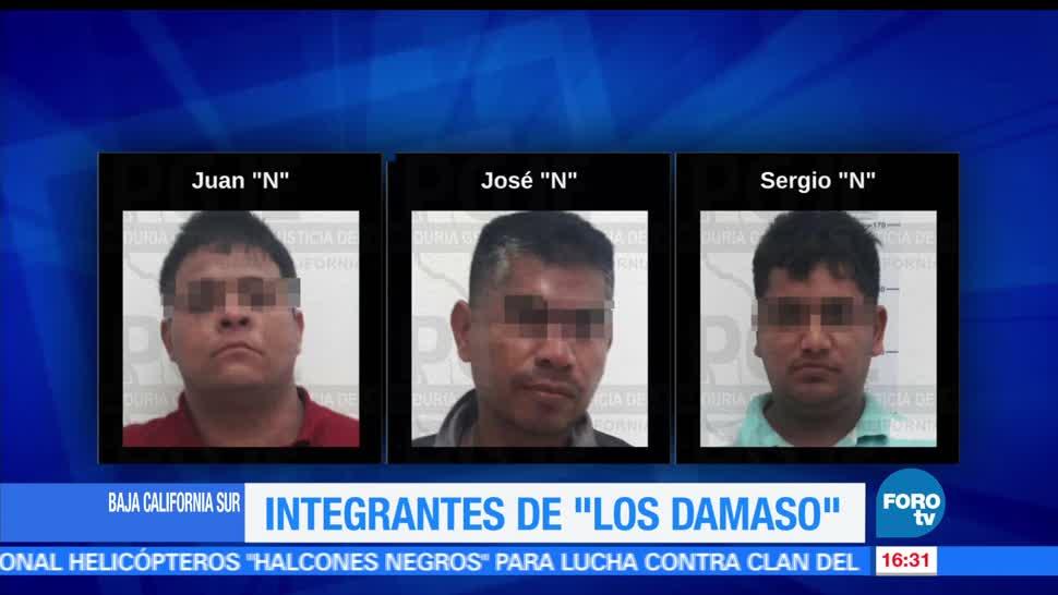 noticias, forotv, Caen 3, muerte de periodista, BCS, Max Rodríguez Palacios
