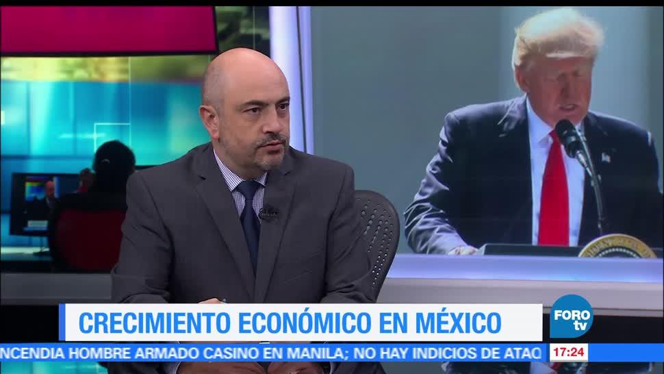 noticias, forotv, Mejora, crecimiento económico, México, Francisco Gutiérrez