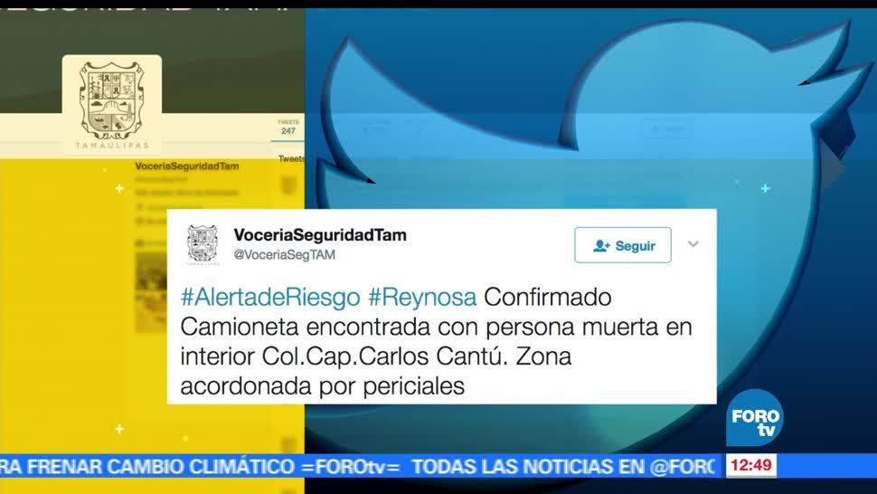 Alerta, seguridad, Reynosa, Tamaulipas