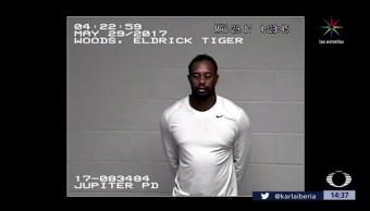 Personalidades, EU, defienden, Tiger Woods, viedo, golfista arrestado